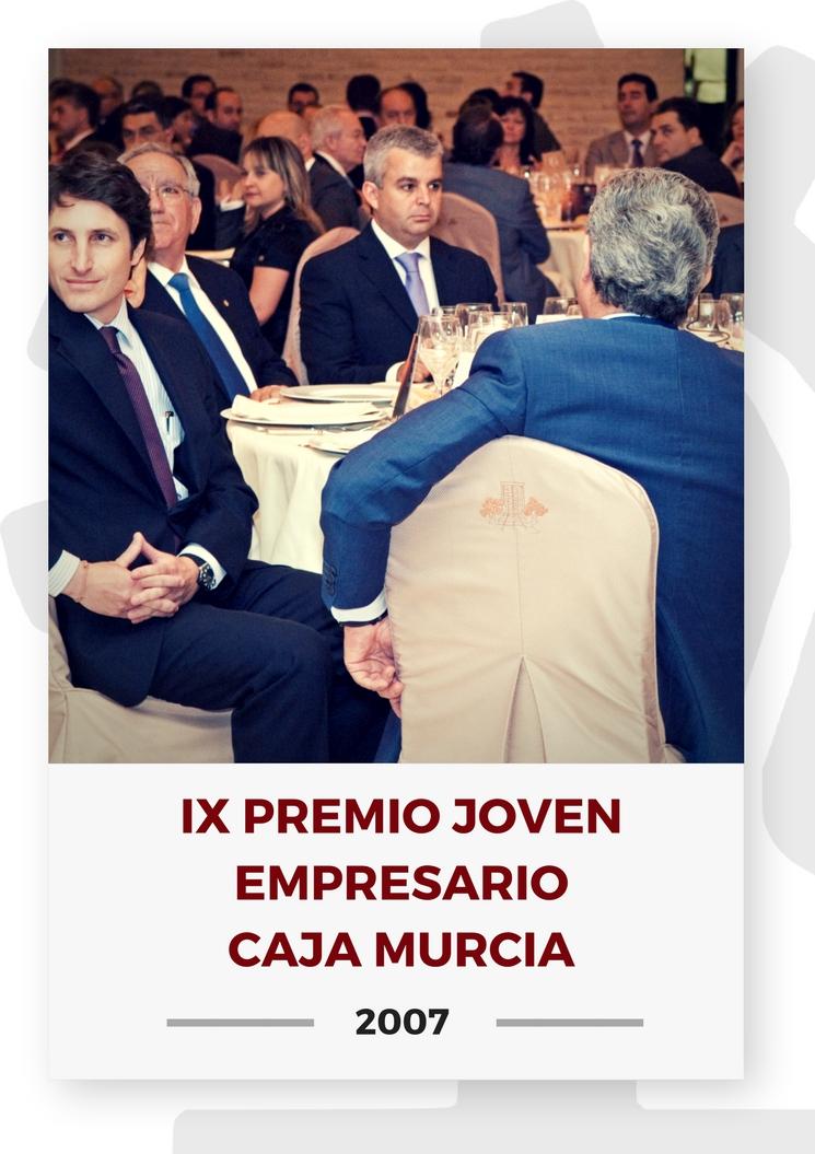 IX PREMIO JOVEN EMPRESARIO CAJA MURCIA 10