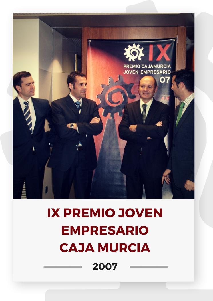IX PREMIO JOVEN EMPRESARIO CAJA MURCIA 11