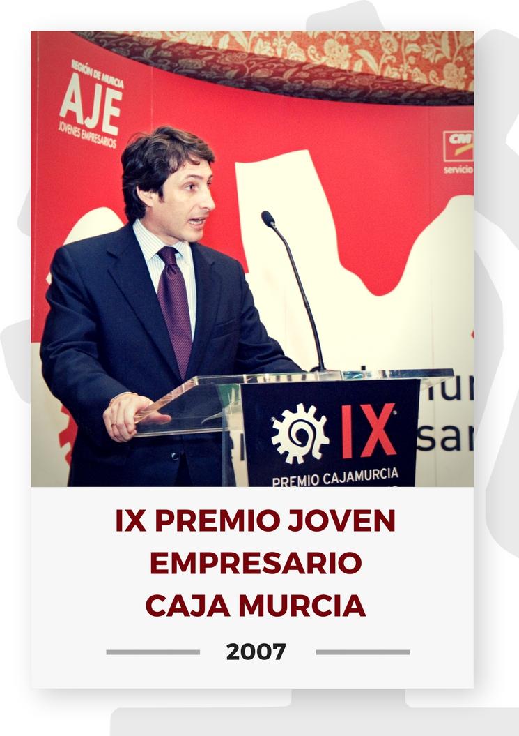 IX PREMIO JOVEN EMPRESARIO CAJA MURCIA 12