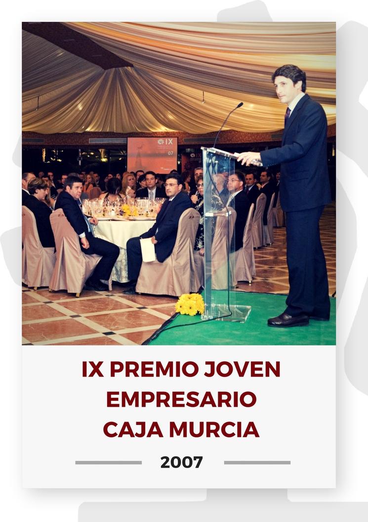 IX PREMIO JOVEN EMPRESARIO CAJA MURCIA 13