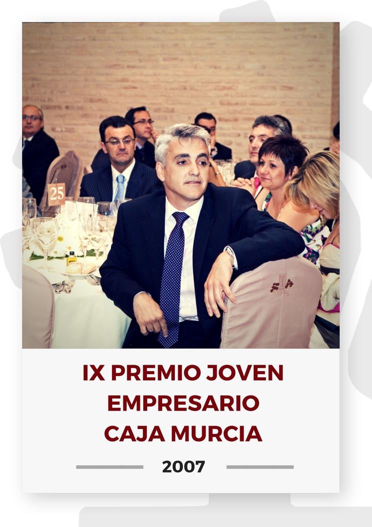 IX PREMIO JOVEN EMPRESARIO CAJA MURCIA 14
