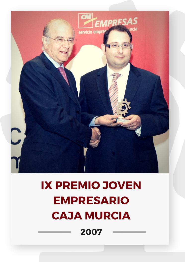 IX PREMIO JOVEN EMPRESARIO CAJA MURCIA 15