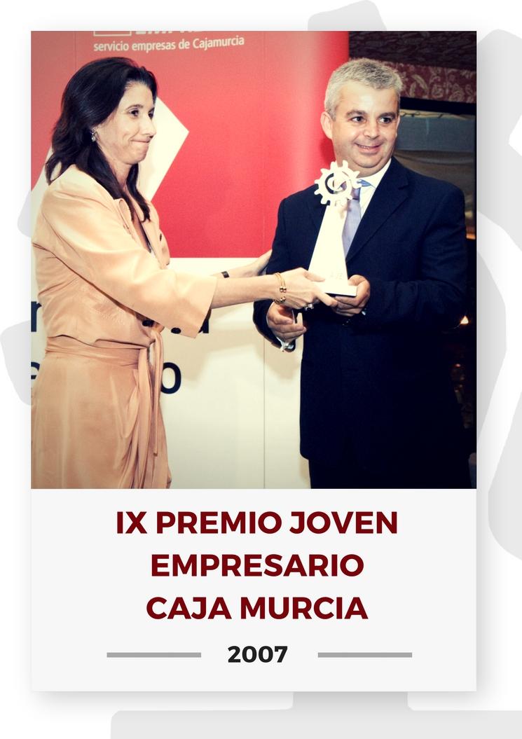 IX PREMIO JOVEN EMPRESARIO CAJA MURCIA 16