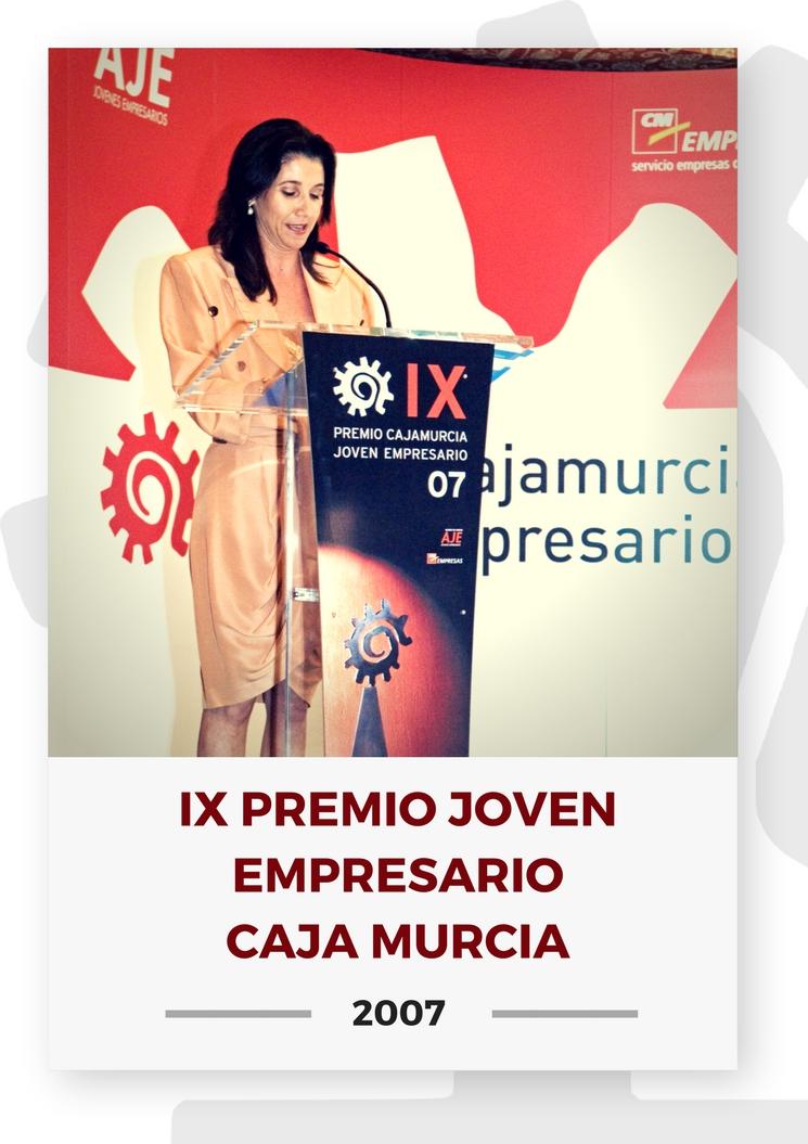 IX PREMIO JOVEN EMPRESARIO CAJA MURCIA 19