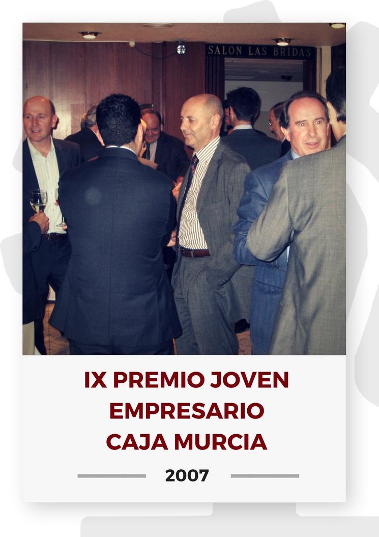 IX PREMIO JOVEN EMPRESARIO CAJA MURCIA 22