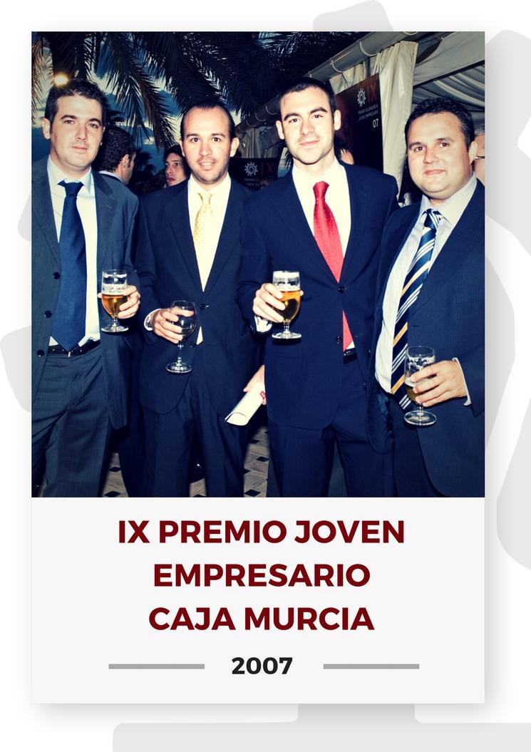 IX PREMIO JOVEN EMPRESARIO CAJA MURCIA 4