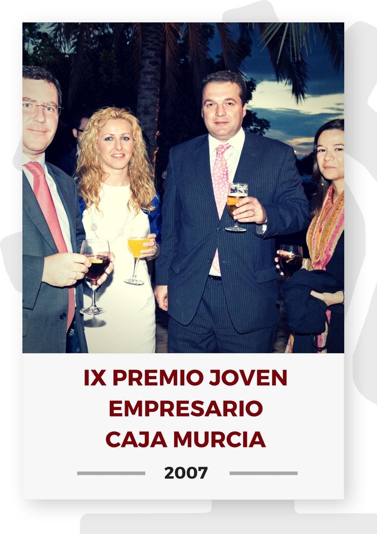 IX PREMIO JOVEN EMPRESARIO CAJA MURCIA 5
