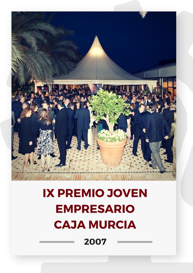 IX PREMIO JOVEN EMPRESARIO CAJA MURCIA 6