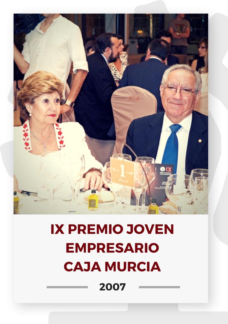 IX PREMIO JOVEN EMPRESARIO CAJA MURCIA 7