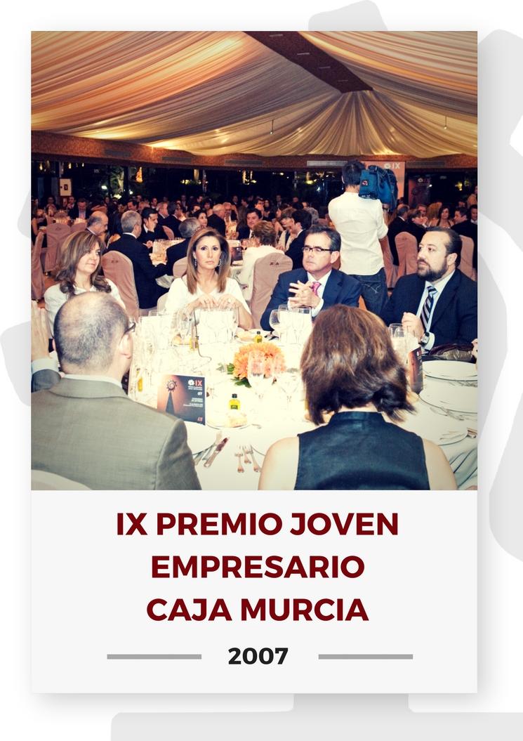 IX PREMIO JOVEN EMPRESARIO CAJA MURCIA 8