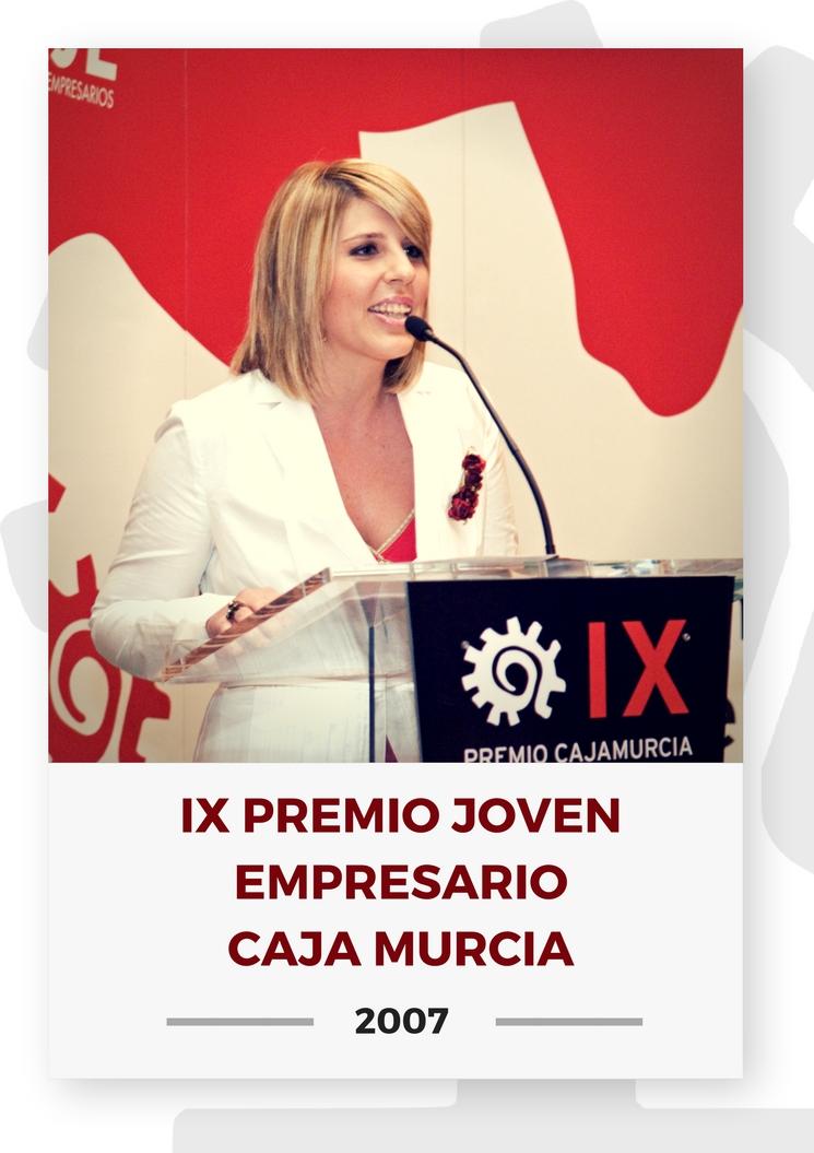 IX PREMIO JOVEN EMPRESARIO CAJA MURCIA 9