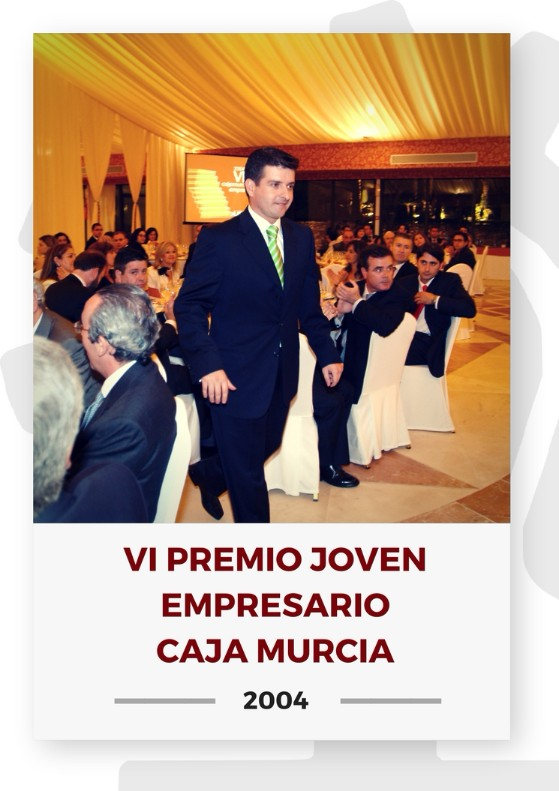 VI PREMIO JOVEN EMPRESARIO CAJA MURCIA 10