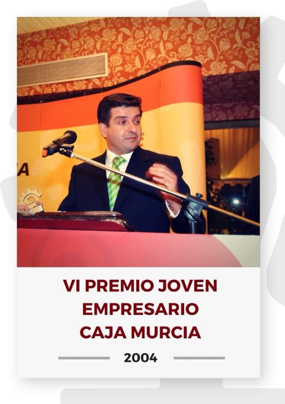 VI PREMIO JOVEN EMPRESARIO CAJA MURCIA 11