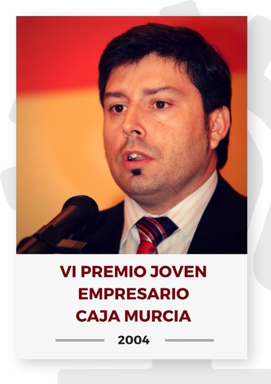 VI PREMIO JOVEN EMPRESARIO CAJA MURCIA 12