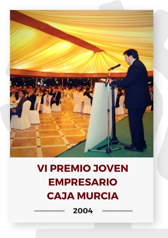 VI PREMIO JOVEN EMPRESARIO CAJA MURCIA 13