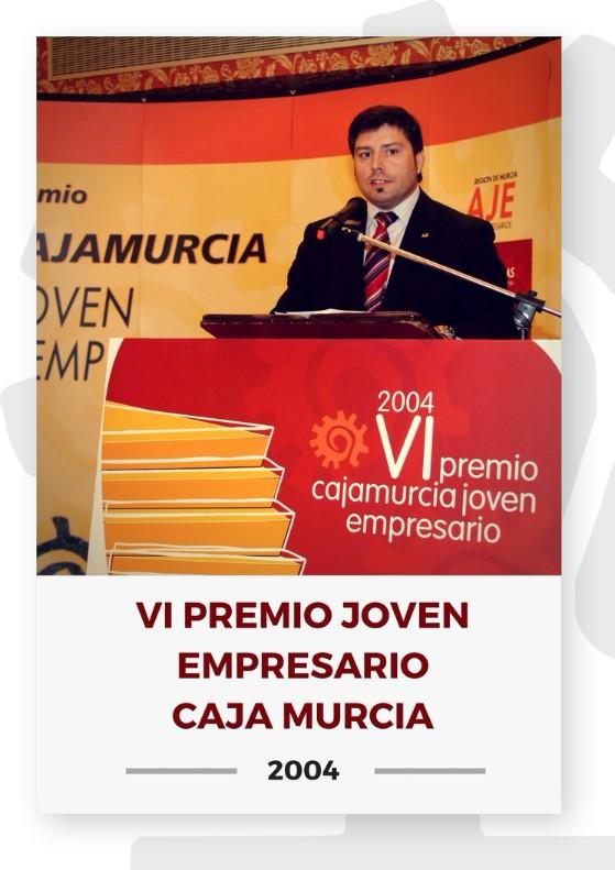 VI PREMIO JOVEN EMPRESARIO CAJA MURCIA 14