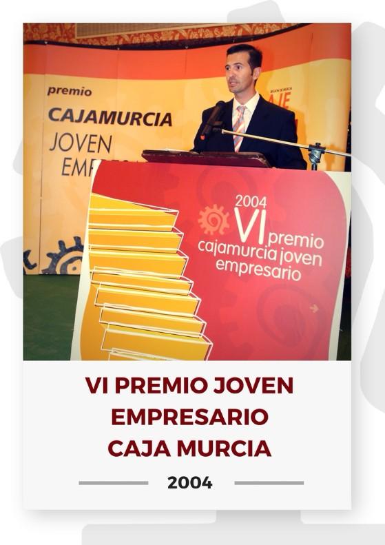 VI PREMIO JOVEN EMPRESARIO CAJA MURCIA 15