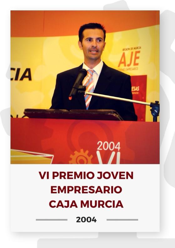 VI PREMIO JOVEN EMPRESARIO CAJA MURCIA 16