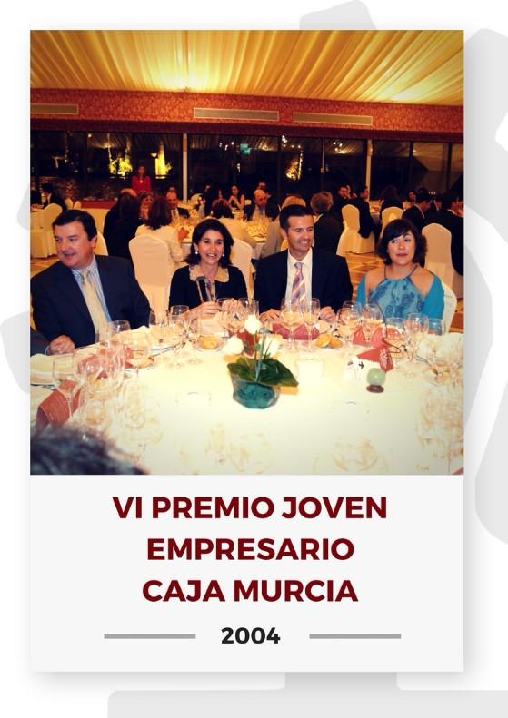 VI PREMIO JOVEN EMPRESARIO CAJA MURCIA 18
