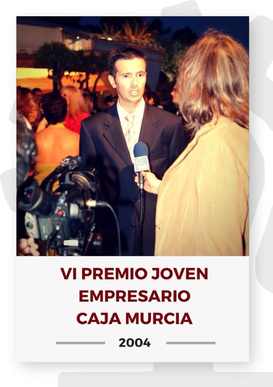 VI PREMIO JOVEN EMPRESARIO CAJA MURCIA 20