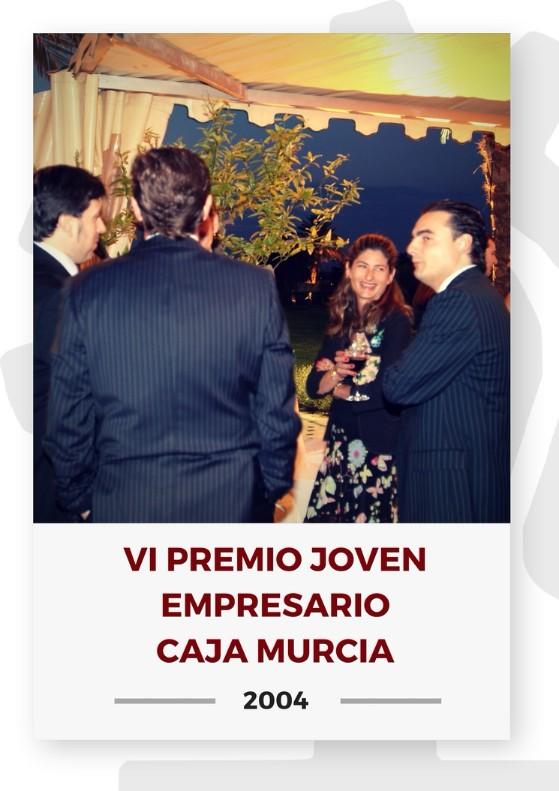 VI PREMIO JOVEN EMPRESARIO CAJA MURCIA 22
