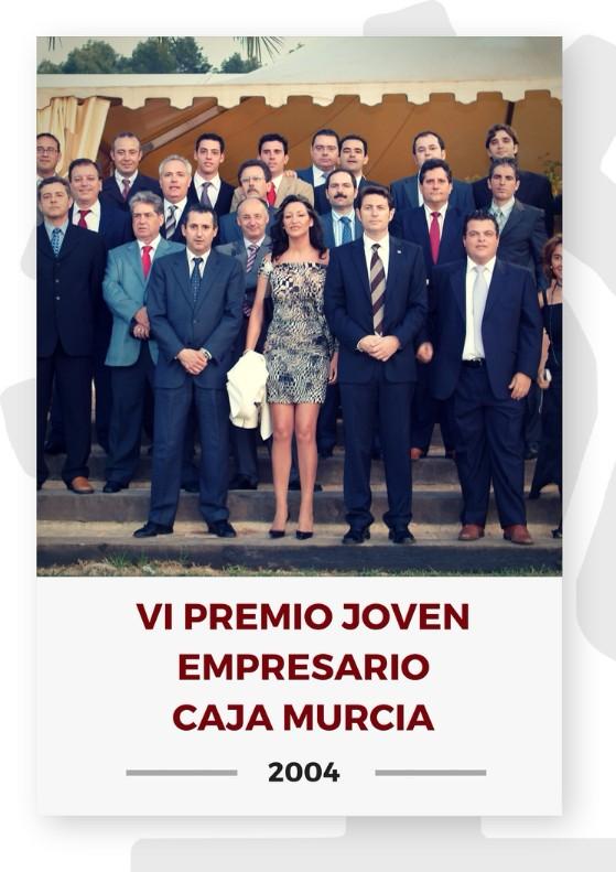 VI PREMIO JOVEN EMPRESARIO CAJA MURCIA 23