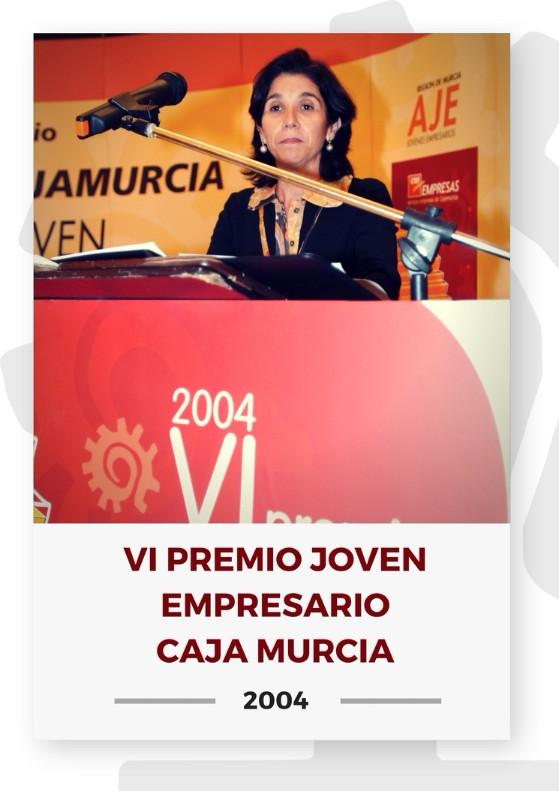 VI PREMIO JOVEN EMPRESARIO CAJA MURCIA 4