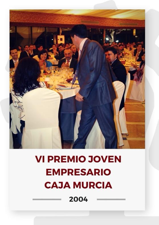 VI PREMIO JOVEN EMPRESARIO CAJA MURCIA 5