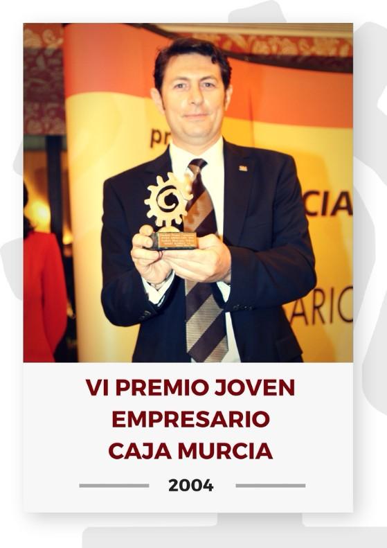 VI PREMIO JOVEN EMPRESARIO CAJA MURCIA 6