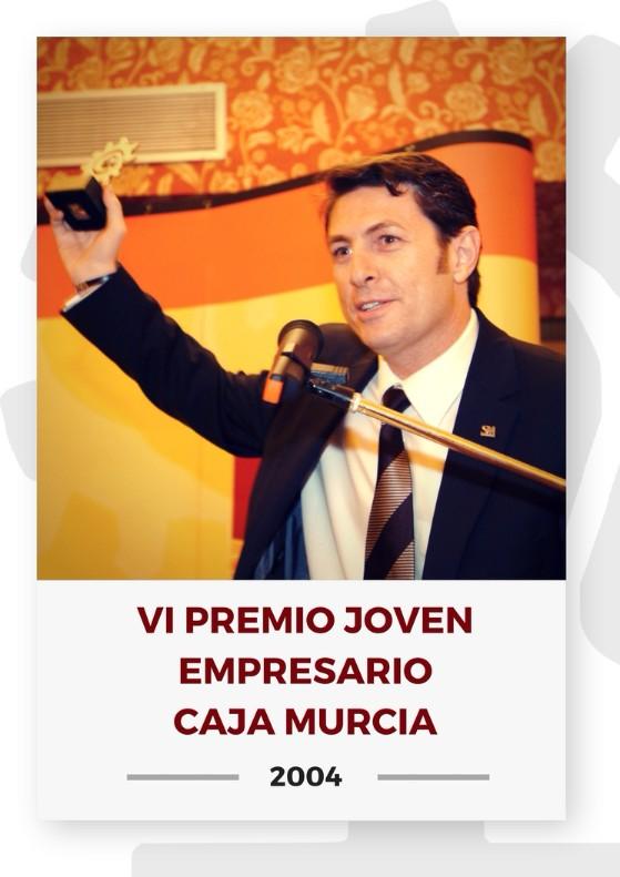 VI PREMIO JOVEN EMPRESARIO CAJA MURCIA 7