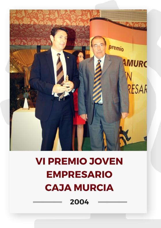 VI PREMIO JOVEN EMPRESARIO CAJA MURCIA 8