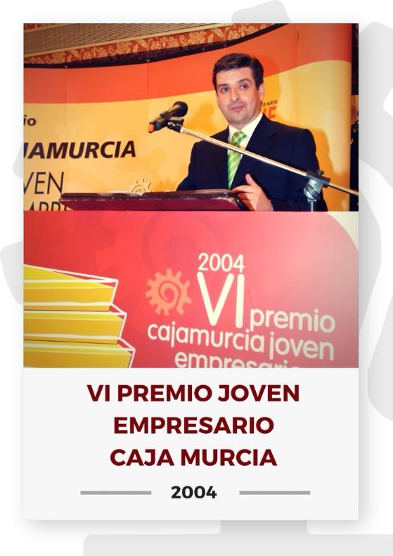 VI PREMIO JOVEN EMPRESARIO CAJA MURCIA 9