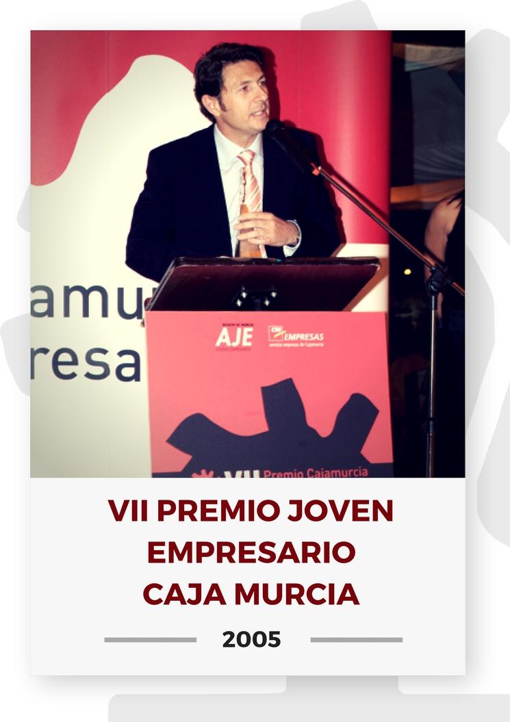 VII PREMIO JOVEN EMPRESARIO CAJA MURCIA 3
