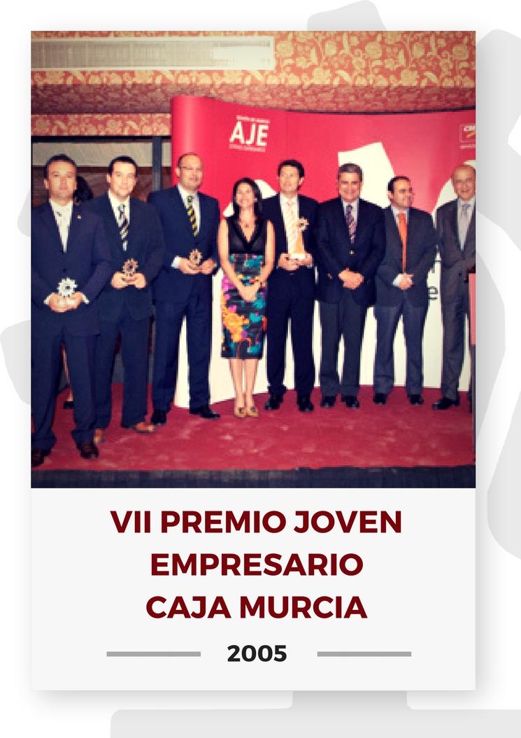 VII PREMIO JOVEN EMPRESARIO CAJA MURCIA 5
