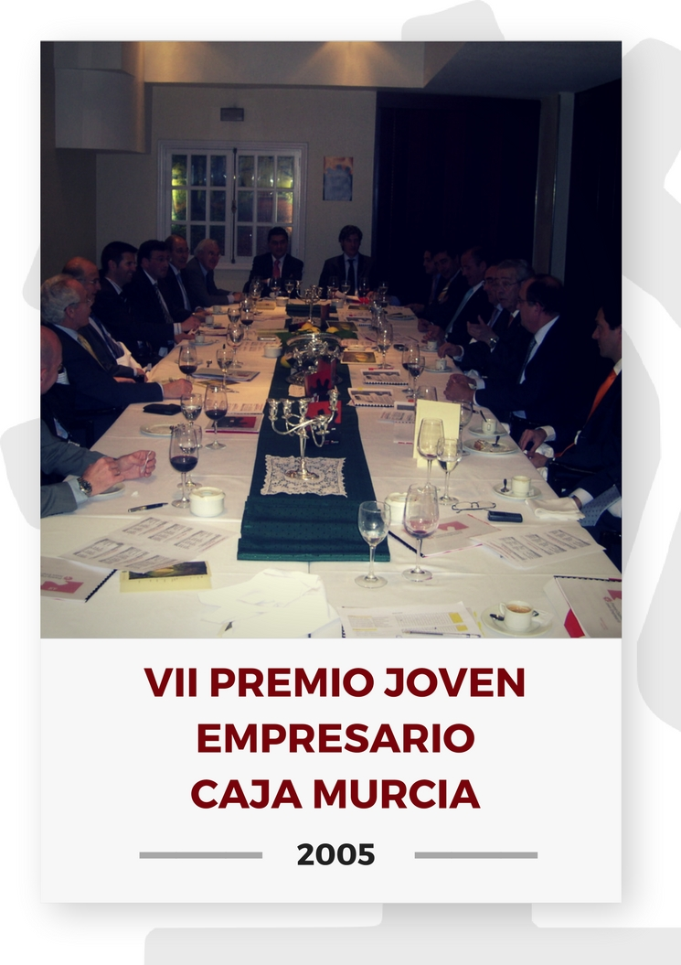 VII PREMIO JOVEN EMPRESARIO CAJA MURCIA 6