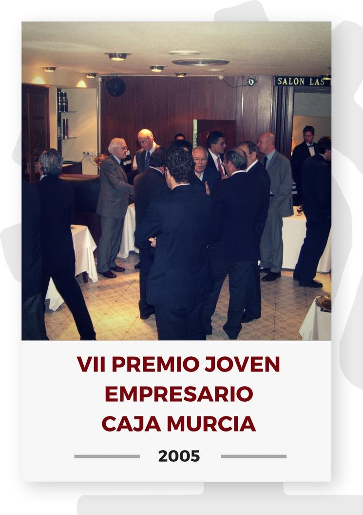 VII PREMIO JOVEN EMPRESARIO CAJA MURCIA 7