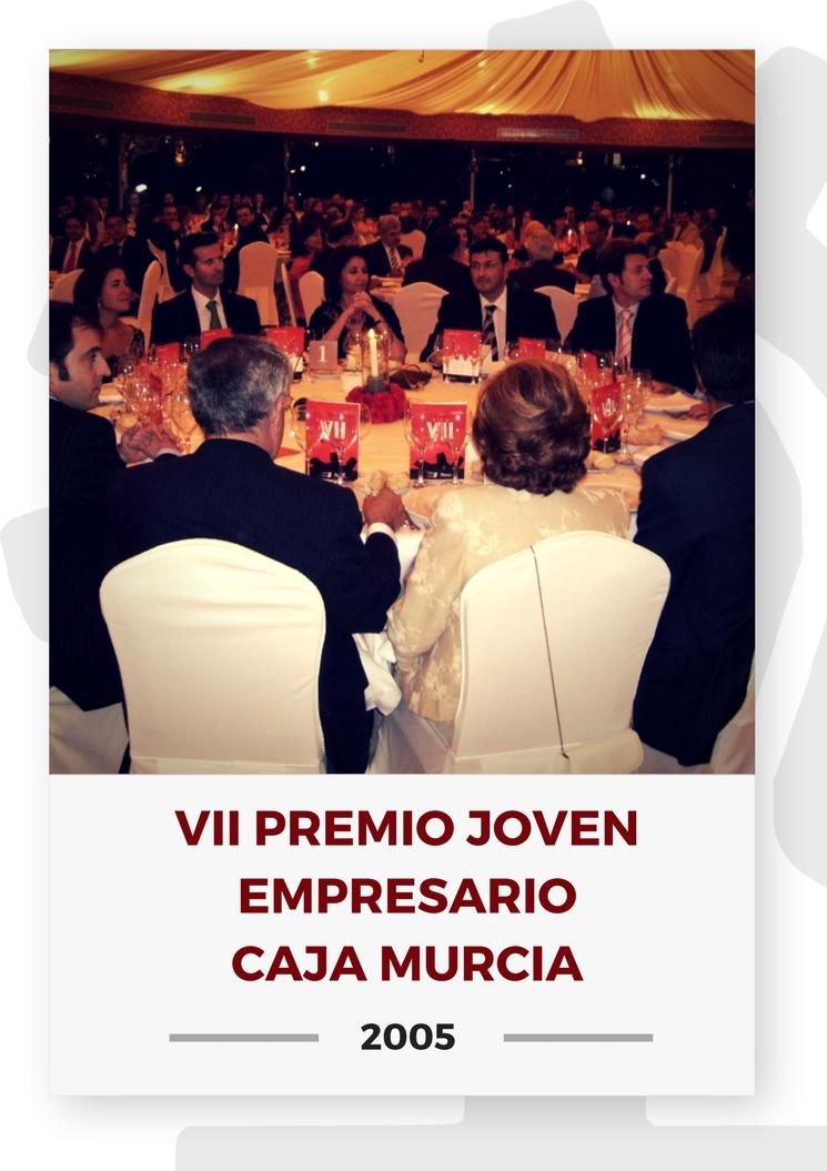 VII PREMIO JOVEN EMPRESARIO CAJA MURCIA 8