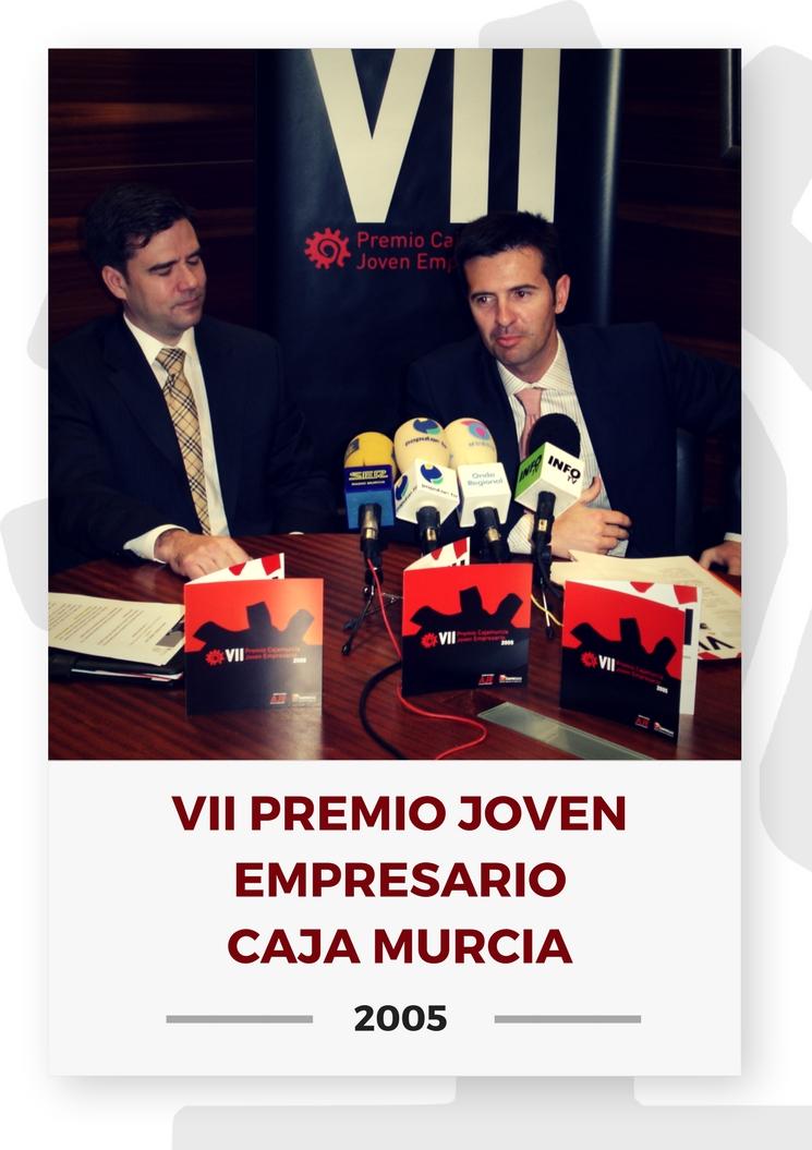 VII PREMIO JOVEN EMPRESARIO CAJA MURCIA 9