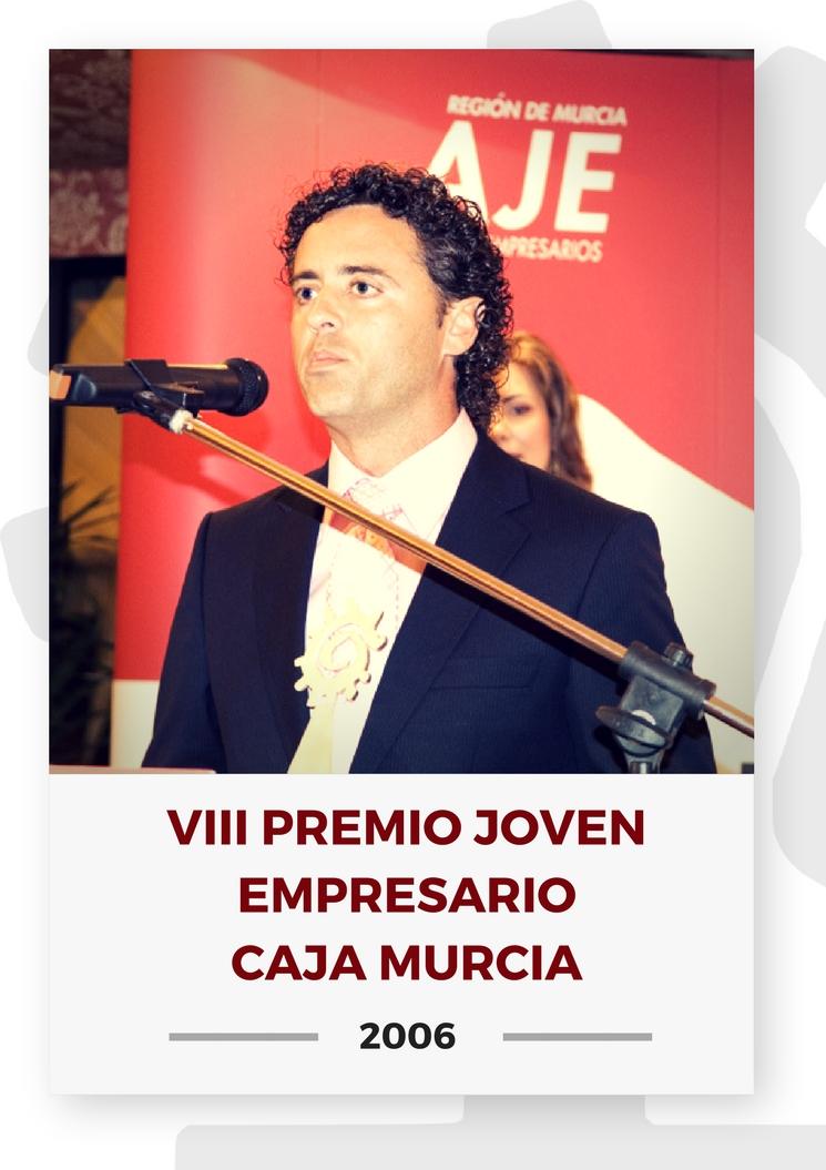 VIII PREMIO JOVEN EMPRESARIO CAJA MURCIA 11