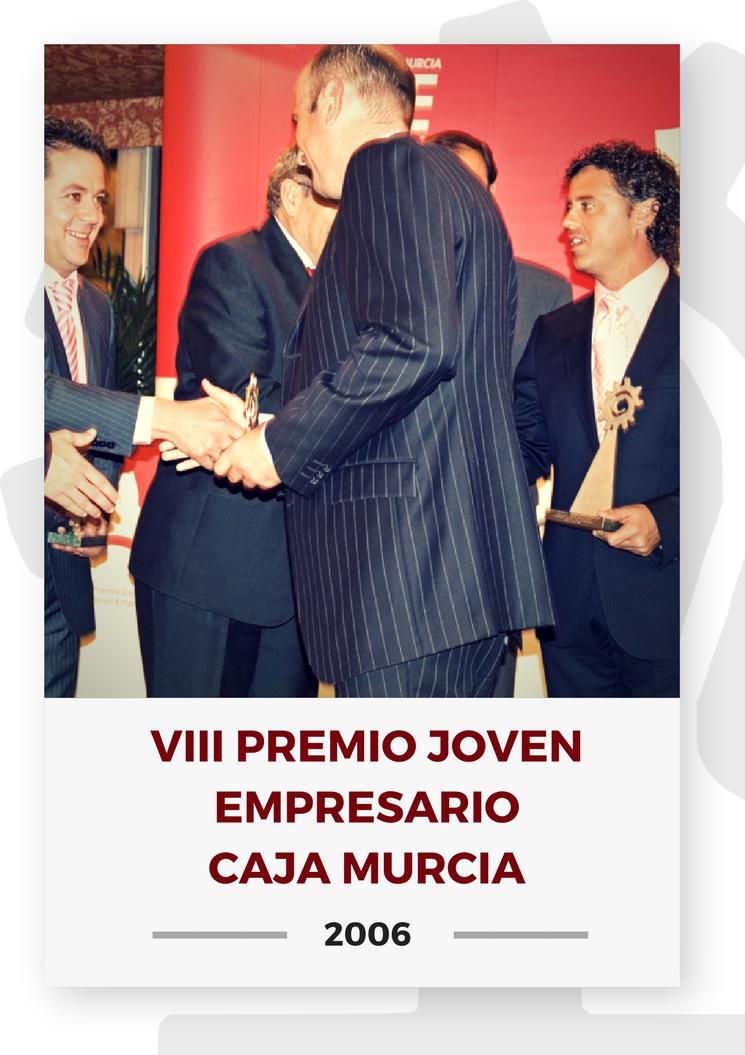 VIII PREMIO JOVEN EMPRESARIO CAJA MURCIA 13