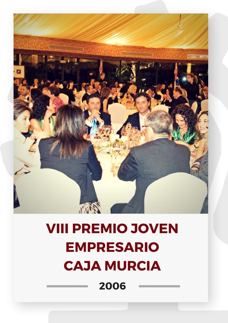 VIII PREMIO JOVEN EMPRESARIO CAJA MURCIA 15