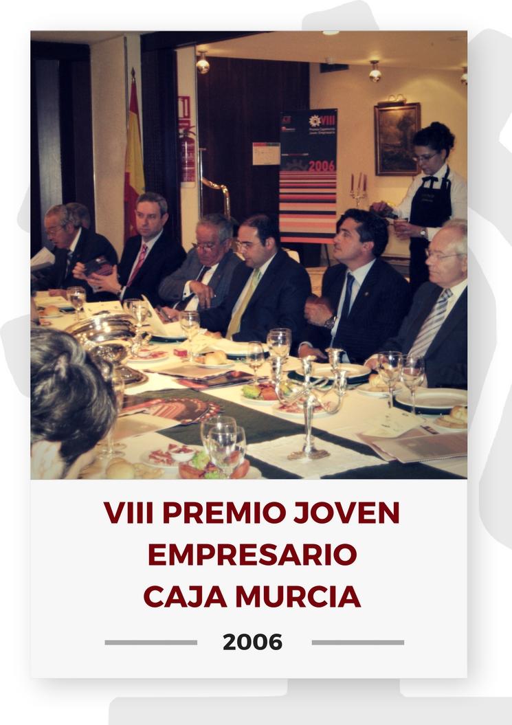 VIII PREMIO JOVEN EMPRESARIO CAJA MURCIA 17