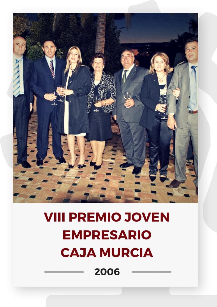 VIII PREMIO JOVEN EMPRESARIO CAJA MURCIA 5