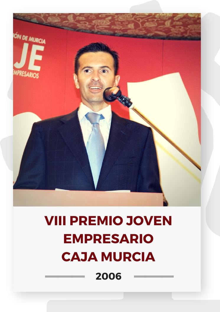 VIII PREMIO JOVEN EMPRESARIO CAJA MURCIA 7