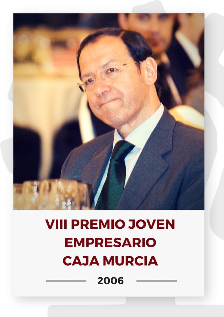 VIII PREMIO JOVEN EMPRESARIO CAJA MURCIA 8