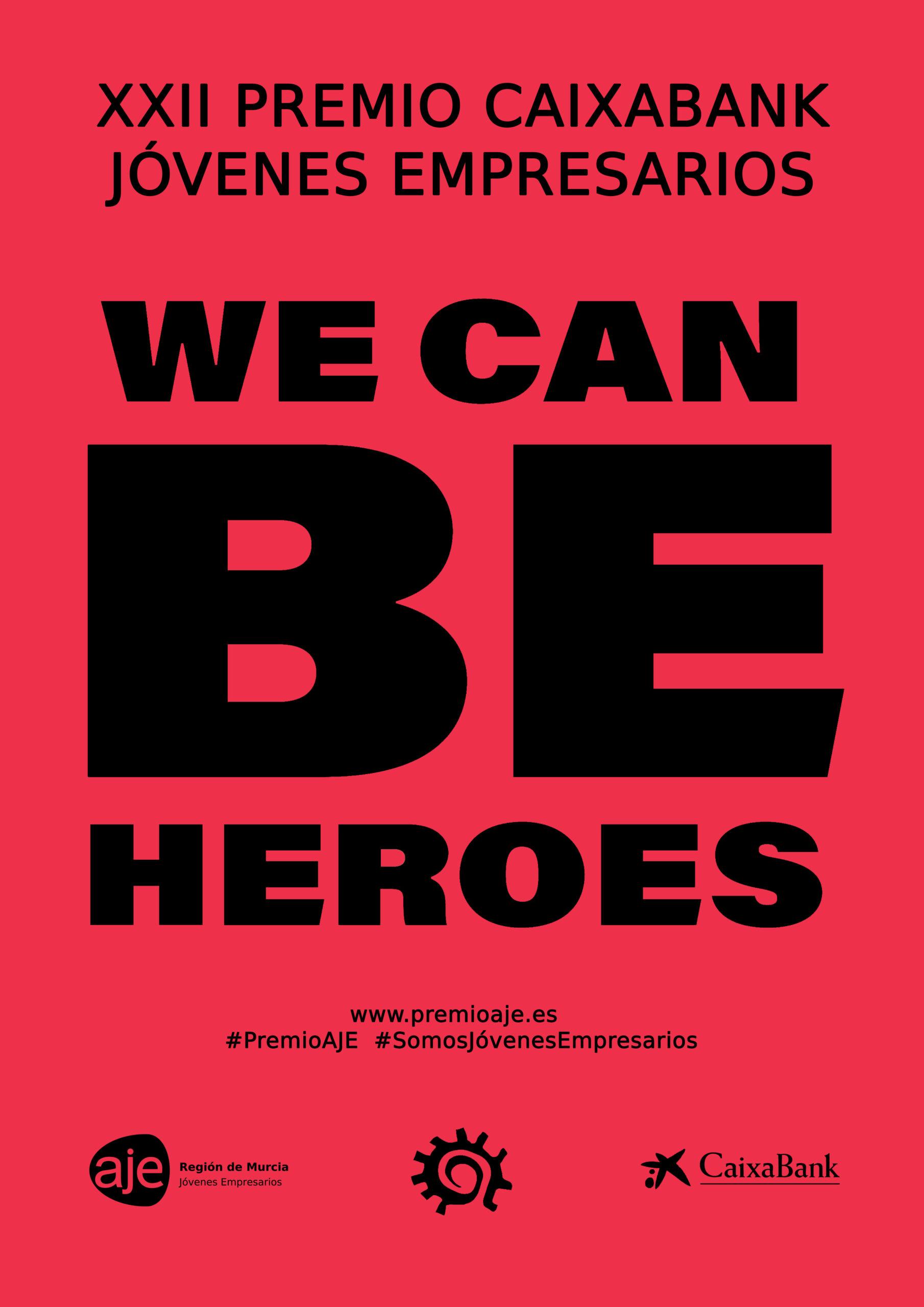 Premios Heroes Joven Empresario Bankia